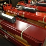 Kia Red & Mohawk standard red