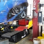 System I custom two post vehicle lift