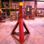 Heavy Duty Mobile Jack Stands