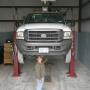 Mohawk Two Post Automotive Hoist