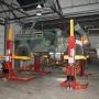 Mohawk Double Wide Mobile Column Garage Lift