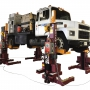 Mohawk Mobile Column Construction Vehicle Lift