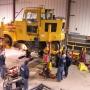Mohawk Mobile Column Street Sweeper Lift
