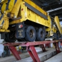 Mohawk flush mount parallelogram DOT truck lift