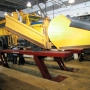 Mohawk flush mount parallelogram snow plow truck lift