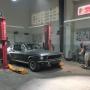 Sytem 1A - Original Mustang from Bullitt Movie