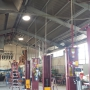 2 Post Car Lifts with Extended Hydraulic Lines