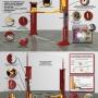 System I - Anatomy of a Mohawk 2 Post Lift