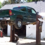 Mohawk 2 post car lift