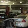 2 Post Auto Lift - System I Police Fleet