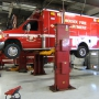 Mohawk two post heavy duty vehicle garage lift