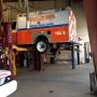 Two post vehicle lift_ambulance