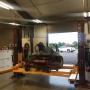 2 Post Vehicle Turf Maintenance Lift
