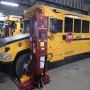Heavy Duty Mobile Column Bus Lifts