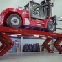 Vertical Rise Heavy Duty Truck Lift