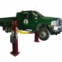 LC-12 Two Post Lift - Green Truck