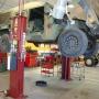Mohawk's 2 post vehicle lift