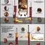 Anatomy of a 2 Post Lift - Models LMF-12/TP-16/TP-18
