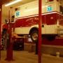 Mohawk two post ambulance lift