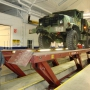 Mohawk flush mount parallelogram truck lift