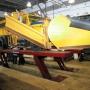Mohawk flush mount parallelogram snow plow truck lift