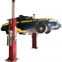 Speedlane lift accessories shown on Mohawk 2 post vehicle lift