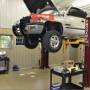 System I two post car lift
