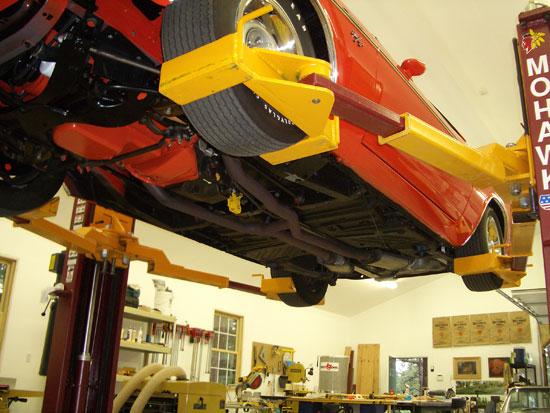 Wa 1 Amp Wa 12 Tire Engaging Adaptors Mohawk Lifts