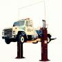 Mohawk's two post truck lift