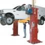 Mohawk's 2 post hoist