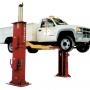 Two post vehicle lift
