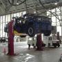 Mohawk two post truck lift