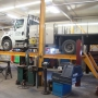 Mohawk Lift's 4 post vehicle lift