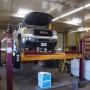 TR-25 Runway Lift Customer Garages