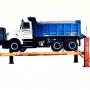 Mohawk Four Post Truck Lift