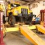 Mohawk Four Post Public Works Truck Lift